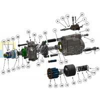 TXV seeria kolbpumba varuosad, hydroshop.ee