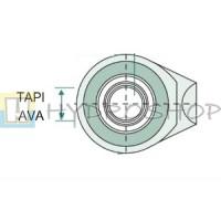 22,25mm tapiava