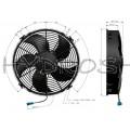 Jahuti ventilaator D300mm